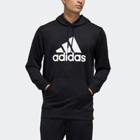 10日0点、超值双12:adidas 阿迪达斯 FM5364 男款连帽卫衣