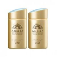 ANESSA 安热沙 金瓶防晒霜 60ml 2020年版 2件装