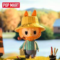 POPMART泡泡玛特 LABUBU精灵艺术系列盲盒