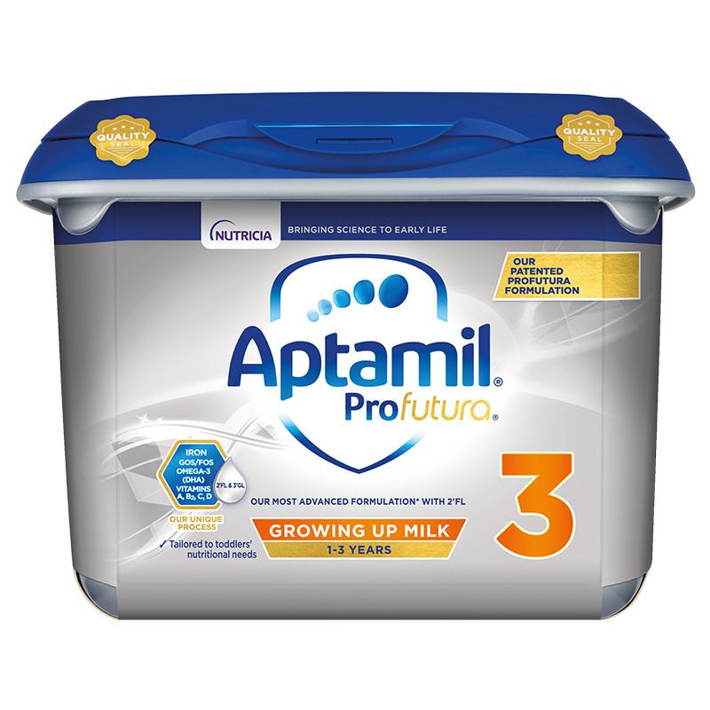 Aptamil 英国爱他美 白金版婴幼儿奶粉 3段 800g