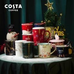 COSTA 圣诞主题福利款合集