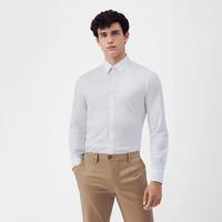 10日0点、考拉海购黑卡会员:Calvin Klein 卡尔文·克莱 男士抗皱免熨长袖衬衫