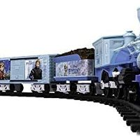 Lionel 火车 - Disney 冰雪奇缘随时玩耍套装