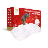 10日0点、考拉海购黑卡会员:TAIPATEX 泰国天然乳胶美容枕