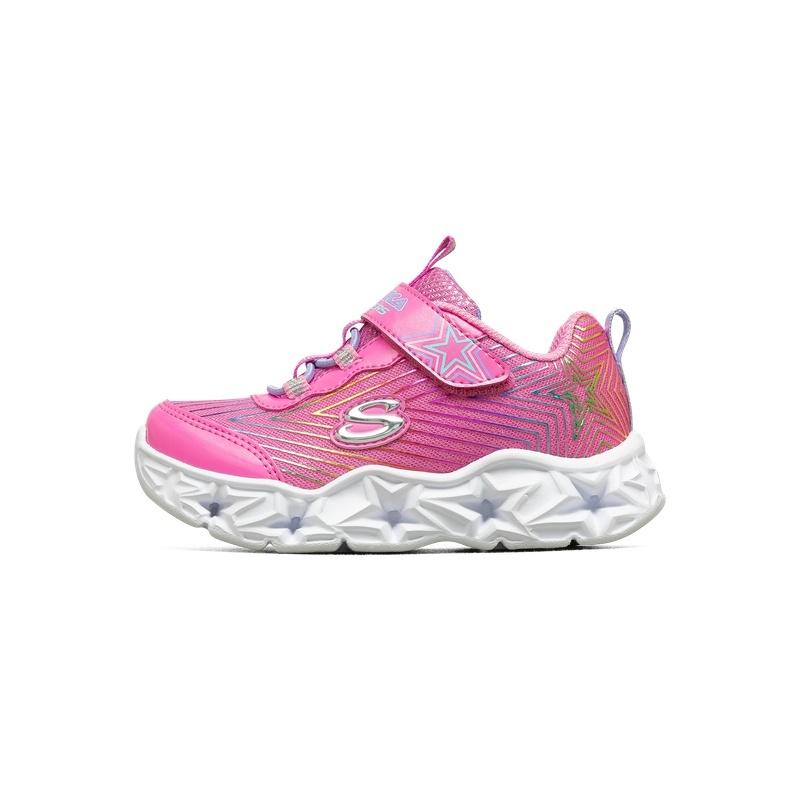 SKECHERS 斯凯奇 女童运动鞋