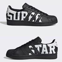 10日0点、超值双12:adidas 阿迪达斯 三叶草 SUPERSTAR 男女经典运动鞋