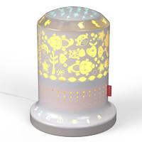费雪星空灯网红玩具多功能投影安抚哄睡发光婴儿玩具