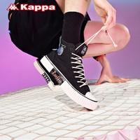 Kappa 卡帕 航海王联名 KPCBGVS50C 中性高帮帆布板鞋