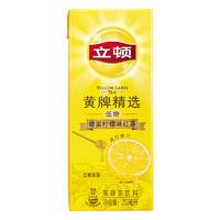 Lipton 立顿红茶 黄牌精选 250ml*6盒