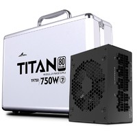 新品发售、数码配件节:GREAT WALL 长城电源 TF750 白金全模组 SFX小电源
