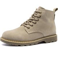 Semir 森马 419937 男士加绒工装靴