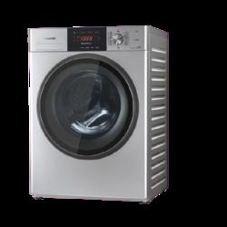 Panasonic 松下 XQG80-N80WP  8公斤 全自动滚筒洗衣机 简约白