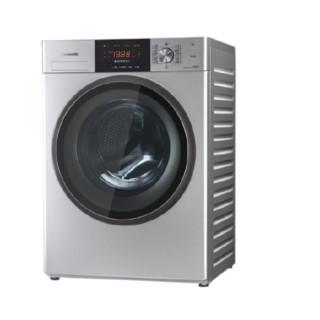 Panasonic 松下 XQG80-N80WP  8公斤 滚筒洗衣机 简约白