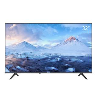海信(hisense)32A3F 32英寸 智能系统 全金属背板 悬浮全面屏 1+8GB电视 黑色