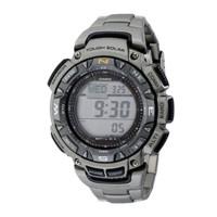 Prime会员:CASIO 卡西欧 PAG240T-7CR 男士太阳能手表