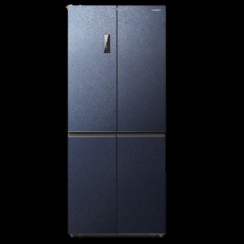 Ronshen 容声 晶钻系列 BCD-513WD17FP 字对开门冰箱 513L 晶蓝色