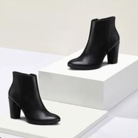 ECCO 爱步 型塑系列 260863 女士短靴