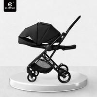 elittile dream5 婴儿可折叠双向推车