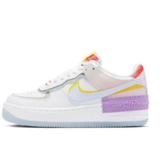 NIKE 耐克 Nike耐克官方AF1 SHADOW女子运动鞋空军一号