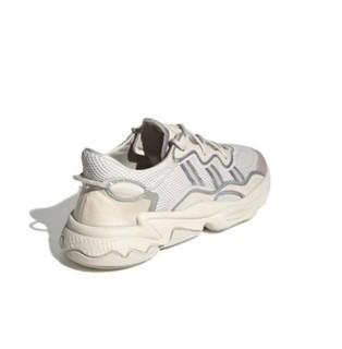 adidas Originals Ozweego 中性跑鞋 FV9655 浅灰/炫彩