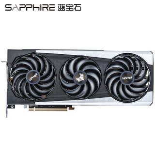 蓝宝石(Sapphire) AMD RADEON RX 6800 16G D6 超白金 OC显卡16GB GDDR6  AMD RDNA2架构 游戏显卡