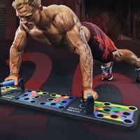 MF 多功能俯卧撑健身板双板可拆(宽度可调)