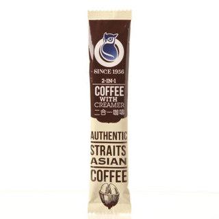 OWL 猫头鹰 2合1速溶咖啡粉 30条 共360g+西麦烘培麦片500g *2件 +凑单品