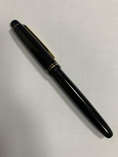 偶尔用一下钢笔,心情倍儿好