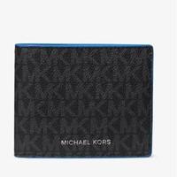 MICHAEL KORS 迈克·科尔斯 COOPER 36S0LCOF5O 男士短款双折钱包