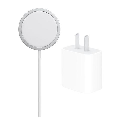 Apple 苹果 MagSafe 无线充 + 20W 充电头 充电套装