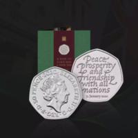 2020年英国脱欧纪念币 值得入手!