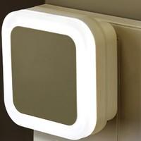 夜星晨    光控感应LED小夜灯  两个装