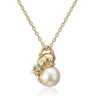 VENDOME BOUTIQUE VBTP220355DW  女士猫咪珍珠项链