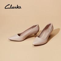 聚划算百亿补贴:Clarks 261372084 女士细跟单鞋