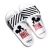 LI-NING 李宁 迪士尼系列 男士拖鞋 AGAP004-4 标准白/标准黑
