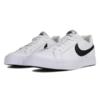 NIKE 耐克 Court Royale 男士运动板鞋 BQ4222-103 白/黑 41