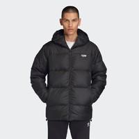 adidas 阿迪达斯 三叶草 FL0009 男装冬季双面羽绒服