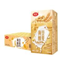 vitasoy 维他奶 真豆醇麦 豆奶 250ml/24盒 *5件