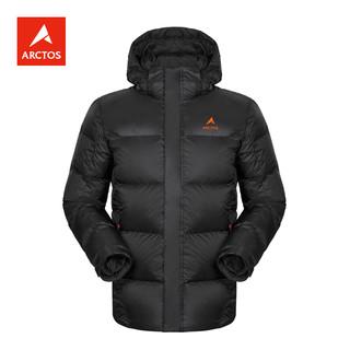历史低价、今日必买 : ARCTOS 极星 AGDD21523Y 霜露Ⅱ 700蓬鹅绒羽绒服