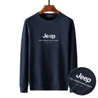 JEEP 吉普 MT20010-3 男士圆领长袖卫衣