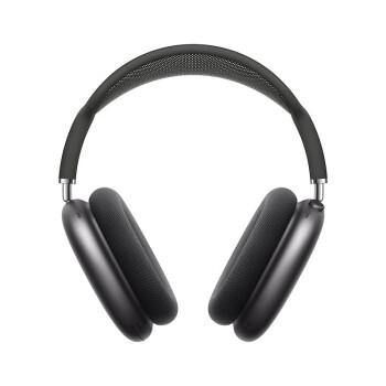 Apple 苹果 AirPods Max-深空灰色 无线蓝牙耳机 主动降噪耳机 头戴式耳机 适用iPhone/iPad/Apple Watch