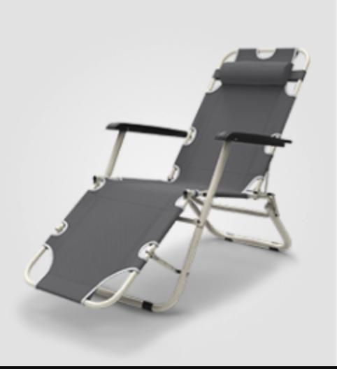 Restar 瑞仕达 折叠床躺椅(基础款全圆管-菱格面料)