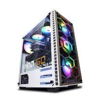 百亿补贴:宁美国度 灵悦 组装台式主机(R5-2600、8GB、180GB、RX590)