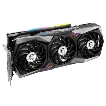 MSI 微星 GeForce RTX 3060 Ti GAMING X TRIO 显卡 8GB