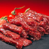 HITOMORROW 大希地 黑椒牛柳新鲜半成品腌制牛肉 150g*1盒