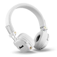Marshall 马歇尔 Major Ⅲ Bluetooth 头戴式蓝牙耳机 白色