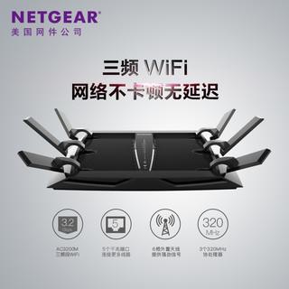 NETGEAR 网件 R8000 AC3200M 路由器