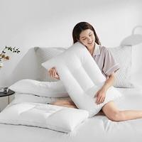 网易严选 空气睡感,天然乳胶颗粒枕 *2件