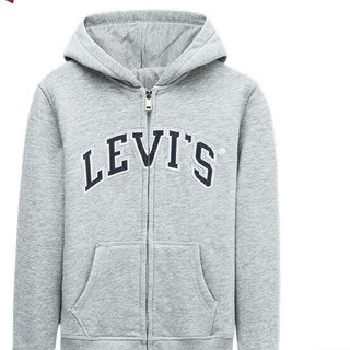 Levi's 李维斯 男童春季抓绒外套