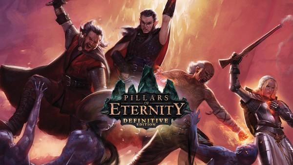Epic今晚免费领取《永恒之柱》、《暴君》,Steam TGA特卖开启